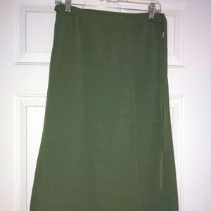 GAP Wrap Skirt